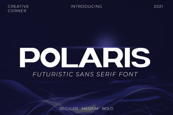 Polaris Font