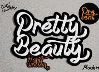 Pretty Beauty Font