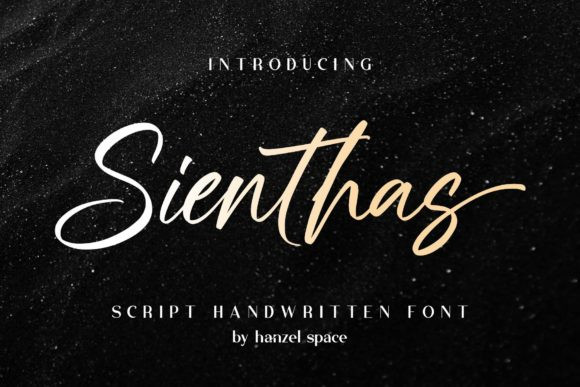 Sienthas Font