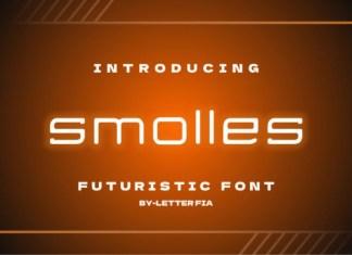 Smolles Font