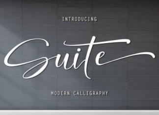 Suite Font
