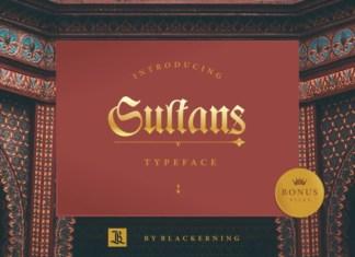 Sultans Font