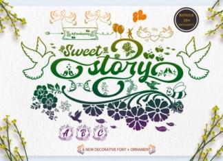 Sweet Story Font