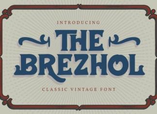 The Brezhol Font