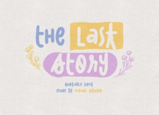 The Last Story Font