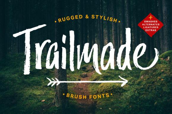 Trailmade Font