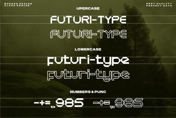 Ureal Font