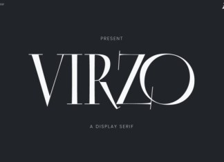 Virzo Font