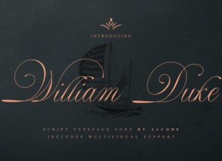 William Duke Font