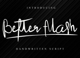 Better Flash Font