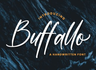 Buffallo Font