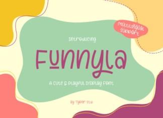 Funnyla Font