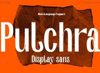 Pulchra Font