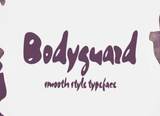 Bodyguard Font