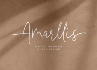 Amarllis Font