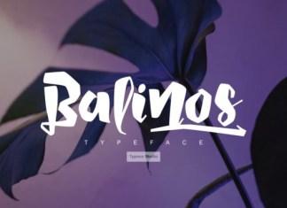 Balinos Font