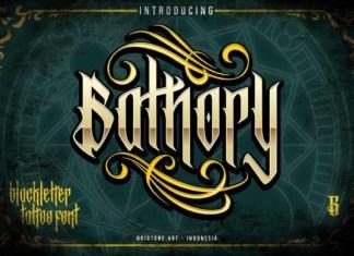 Bathory Font