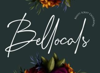 Bellocals Font