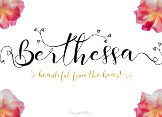 Berthessa Font