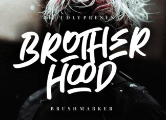Brotherhood Font