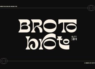 Broto Font