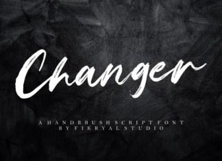Changer Font