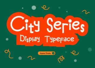 City Series Font