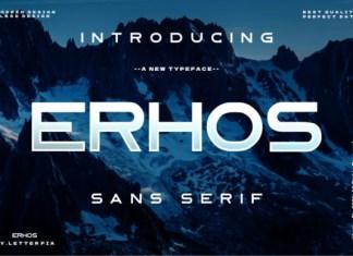 Erhos Font