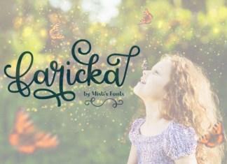Faricka Font