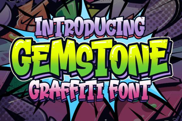 Gemstone Font