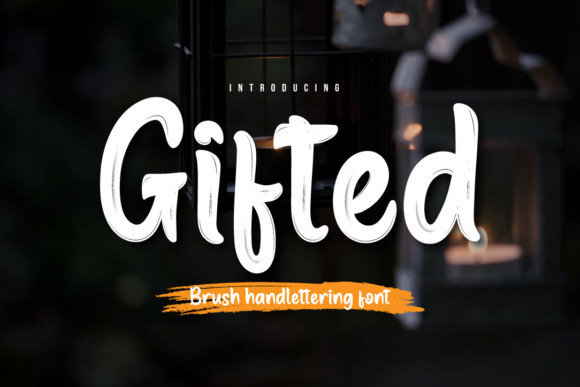 Gifted Font
