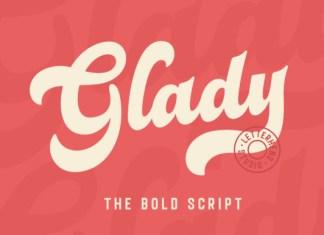Glady Font