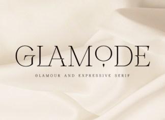 Glamode Font