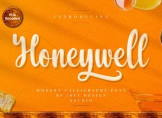Honeywell Font