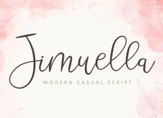Jimuella Font