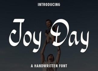 Joy Day Font