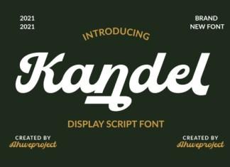 Kandel Font