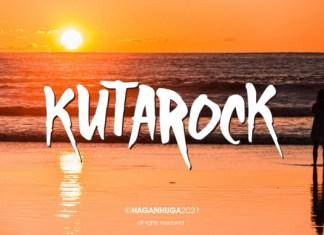 KutaRock Font