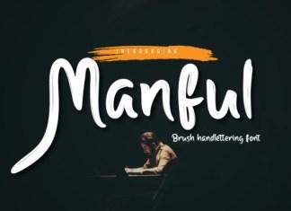 Manful Font