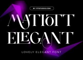 Matiott Elegant Font