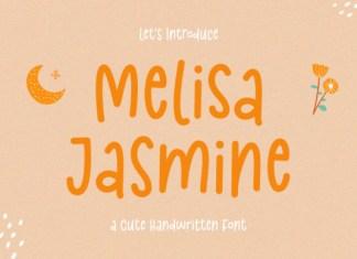 Melisa Jasmine Font