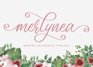 Merlynea Font