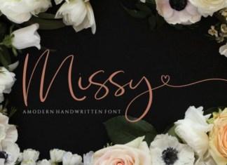 Missy Font