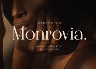 Monrovia Font
