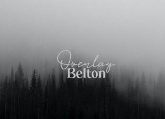 Overlay Belton Font