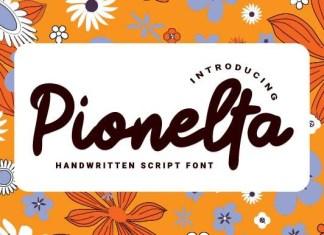 Pionelta Font
