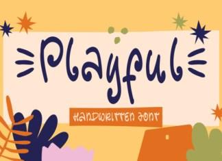 Playful Font
