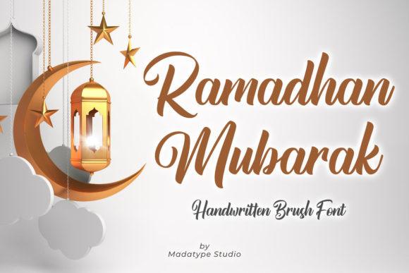 Ramadhan Mubarak Font