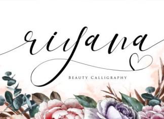 Riyana Font