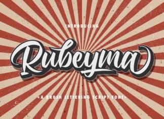 Rubeyma Font